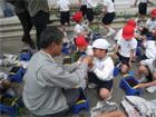 「in小谷小学校」この内容は、6/16広 島ホームテレビJステーション5:45から放送されます。